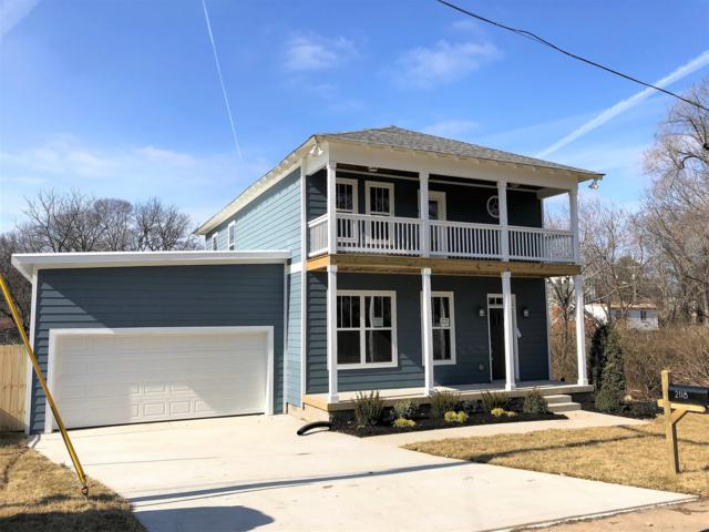 2426 B Branch St, Nashville, TN 37216 (MLS #1904633) :: Ashley Claire Real Estate - Benchmark Realty