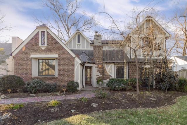 1724 Green Hills Dr, Nashville, TN 37215 (MLS #1904648) :: RE/MAX Choice Properties