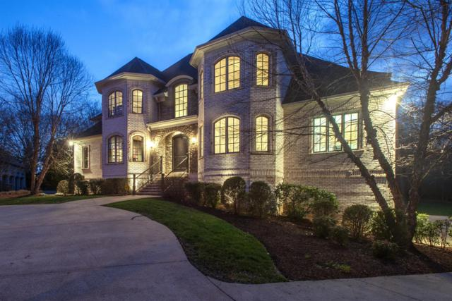 5110 Yale Ct, Brentwood, TN 37027 (MLS #1904668) :: Ashley Claire Real Estate - Benchmark Realty