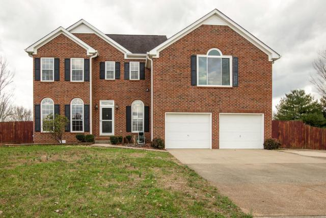 1809 Elizabeth Ct, Spring Hill, TN 37174 (MLS #1904671) :: Ashley Claire Real Estate - Benchmark Realty