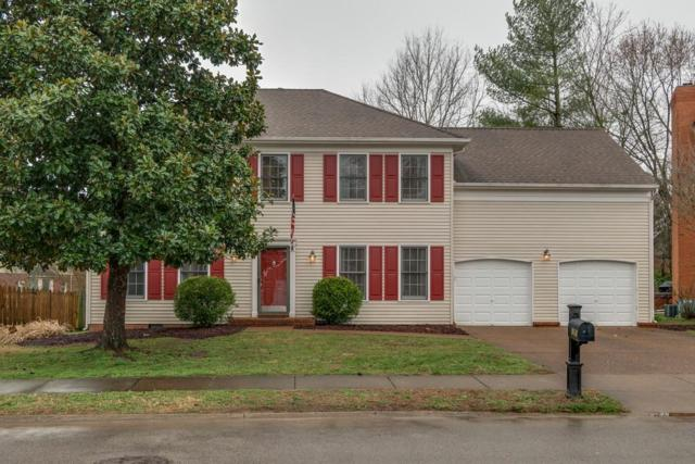1390 Buckingham Cir, Franklin, TN 37064 (MLS #1904714) :: Nashville's Home Hunters