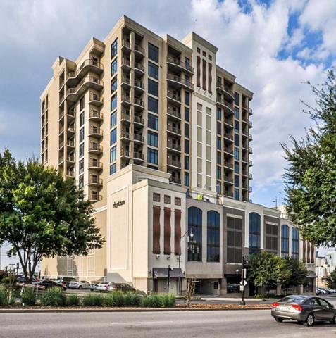 1510 Demonbreun St Apt 1506 #1506, Nashville, TN 37203 (MLS #1904728) :: Team Wilson Real Estate Partners