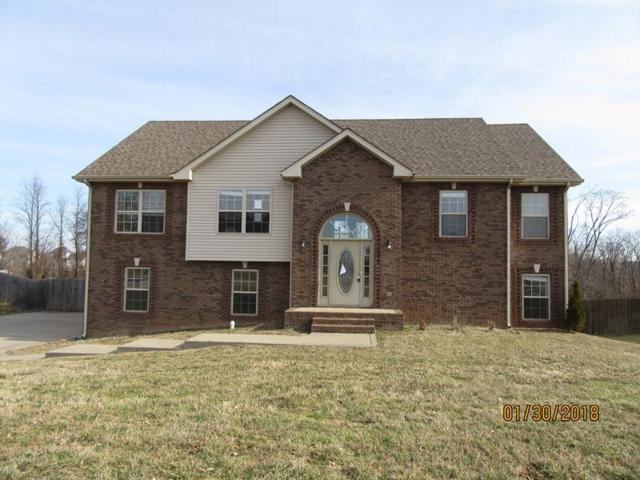 1553 Bonnie Blue Ave, Clarksville, TN 37042 (MLS #1904941) :: Team Wilson Real Estate Partners