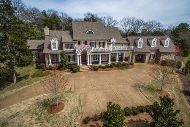 306 Deerwood Ln, Brentwood, TN 37027 (MLS #1905059) :: NashvilleOnTheMove | Benchmark Realty