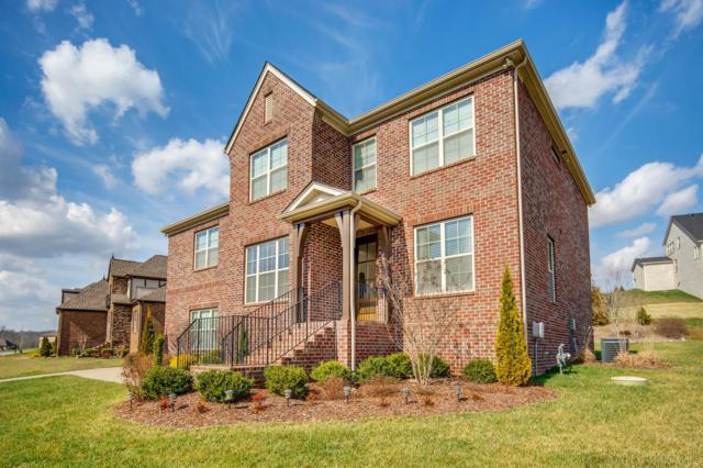 543 Great Angelica Way, Nolensville, TN 37135 (MLS #1905065) :: NashvilleOnTheMove   Benchmark Realty