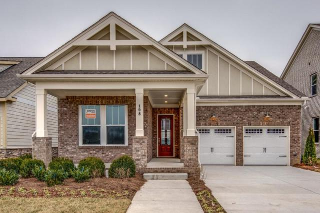 108 Nighthawk Rd. Lot 338, Hendersonville, TN 37075 (MLS #1906164) :: Ashley Claire Real Estate - Benchmark Realty