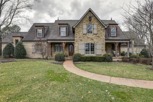 6120 Jocelyn Hollow Rd, Nashville, TN 37205 (MLS #1906215) :: Ashley Claire Real Estate - Benchmark Realty