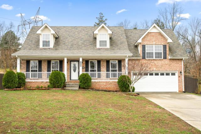 2284 Yeager Drive, Clarksville, TN 37040 (MLS #1906423) :: CityLiving Group
