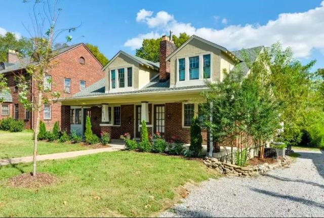 2614 Belmont Blvd, Nashville, TN 37212 (MLS #1906795) :: Group 46:10 Middle Tennessee