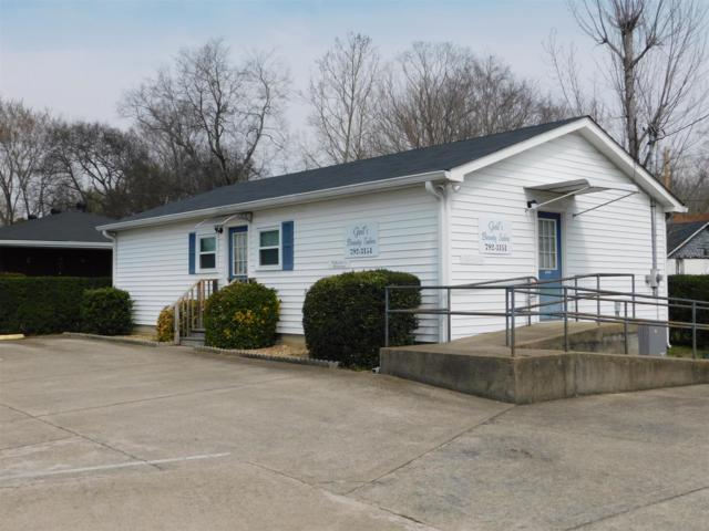 113 N Vine St, Ashland City, TN 37015 (MLS #1906948) :: EXIT Realty Bob Lamb & Associates