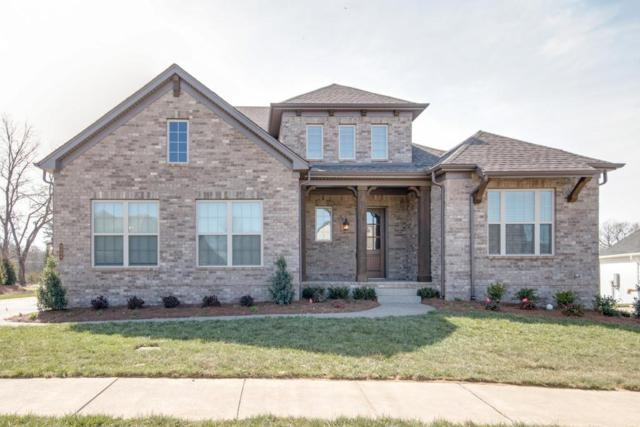 801 Walridge Court, Lot 81, Nolensville, TN 37135 (MLS #1907030) :: The Milam Group at Fridrich & Clark Realty
