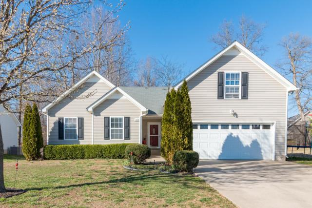 1379 Scrub Oak Dr, Clarksville, TN 37042 (MLS #1907261) :: Exit Realty Music City