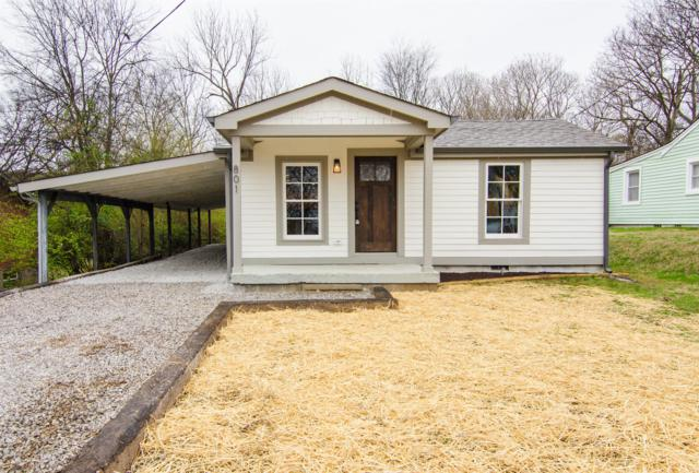 801 Matthews Ave, Nashville, TN 37216 (MLS #1907780) :: Team Wilson Real Estate Partners