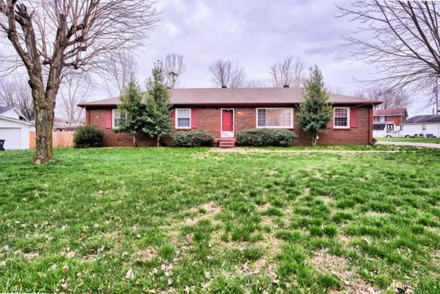 224 Sewell Dr, Clarksville, TN 37042 (MLS #1907874) :: Ashley Claire Real Estate - Benchmark Realty