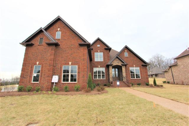10 Collette Ct. #112, Mount Juliet, TN 37122 (MLS #1908092) :: Ashley Claire Real Estate - Benchmark Realty
