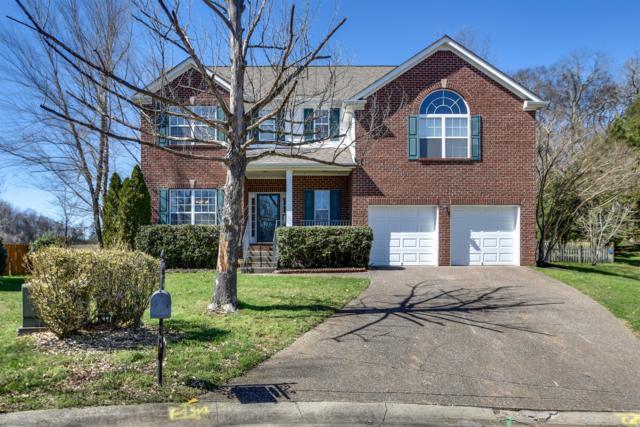 1504 Bellafonte Ct, Nashville, TN 37221 (MLS #1908334) :: KW Armstrong Real Estate Group