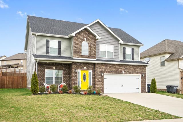 2898 Mcmanus Cir, Clarksville, TN 37042 (MLS #1908464) :: Ashley Claire Real Estate - Benchmark Realty