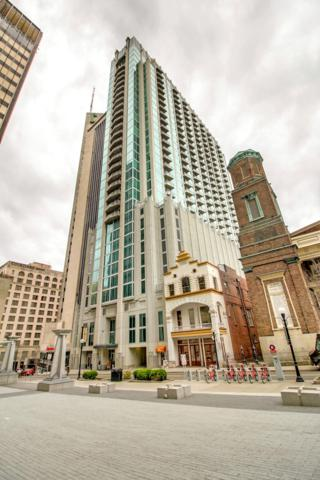 415 Church St Apt 1707 #31, Nashville, TN 37219 (MLS #1908602) :: RE/MAX Choice Properties