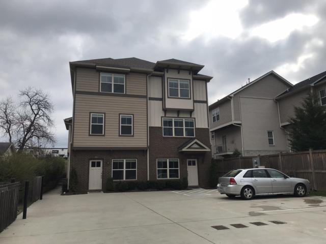 1722 S 14Th Ave D, Nashville, TN 37212 (MLS #1908659) :: DeSelms Real Estate