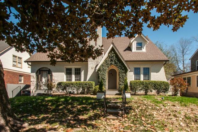 216 Cherokee Rd, Nashville, TN 37205 (MLS #1908869) :: Ashley Claire Real Estate - Benchmark Realty