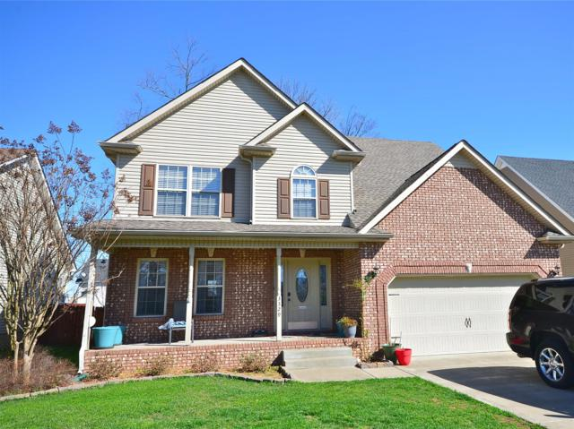 3329 Melissa Ln, Clarksville, TN 37042 (MLS #1909343) :: Ashley Claire Real Estate - Benchmark Realty