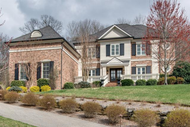 421 Yorkshire Garden Cir, Franklin, TN 37067 (MLS #1909603) :: Ashley Claire Real Estate - Benchmark Realty