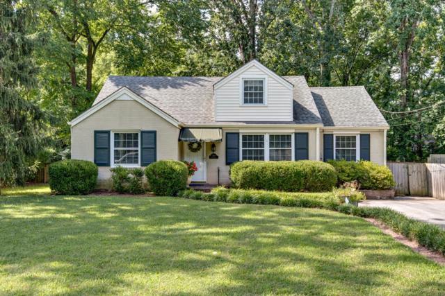 3811 Dartmouth Ave, Nashville, TN 37215 (MLS #1909652) :: Ashley Claire Real Estate - Benchmark Realty
