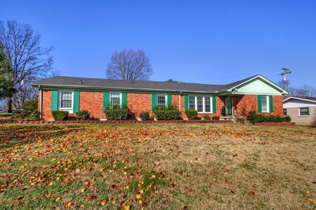 2800 Huntleigh Dr, Nashville, TN 37206 (MLS #1909731) :: The Milam Group at Fridrich & Clark Realty