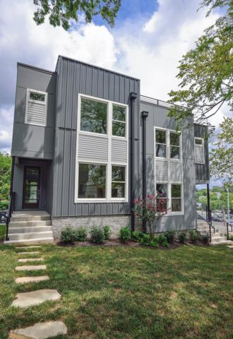 414 A 36th Ave N, Nashville, TN 37209 (MLS #1909758) :: Ashley Claire Real Estate - Benchmark Realty
