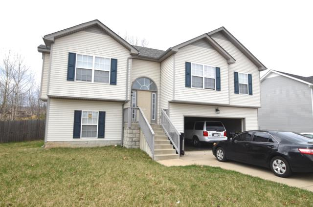 1465 Mutual Dr, Clarksville, TN 37042 (MLS #1909771) :: Team Wilson Real Estate Partners
