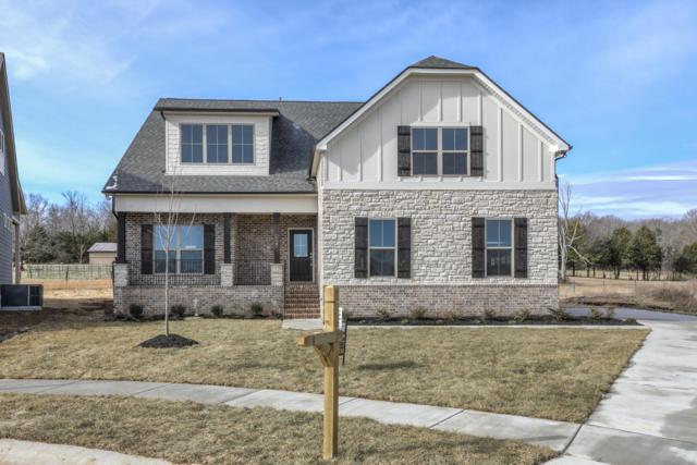 116 Carrick Court, Nolensville, TN 37135 (MLS #1909936) :: Team Wilson Real Estate Partners