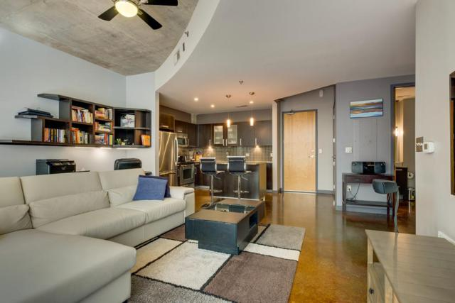 600 12th Ave S #402 #402, Nashville, TN 37203 (MLS #1910142) :: KW Armstrong Real Estate Group