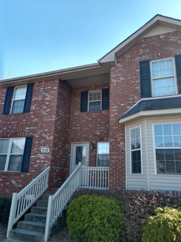 135 Excell Rd #1502, Clarksville, TN 37043 (MLS #1910184) :: Nashville on the Move