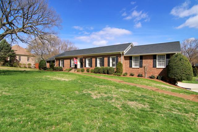 5102 Fountainhead Dr, Brentwood, TN 37027 (MLS #1910407) :: The Kelton Group