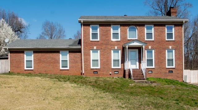 927 Sable Dr, Clarksville, TN 37042 (MLS #1910487) :: Team Wilson Real Estate Partners