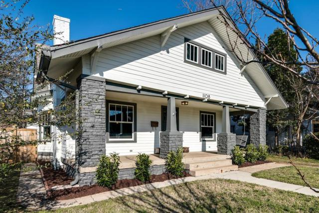 1108 Montrose Ave, Nashville, TN 37204 (MLS #1910603) :: The Kelton Group