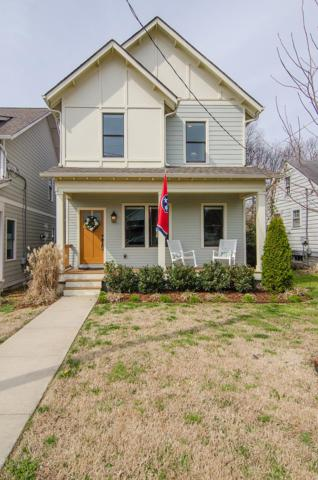 401 C N 17Th St, Nashville, TN 37206 (MLS #1910685) :: Ashley Claire Real Estate - Benchmark Realty