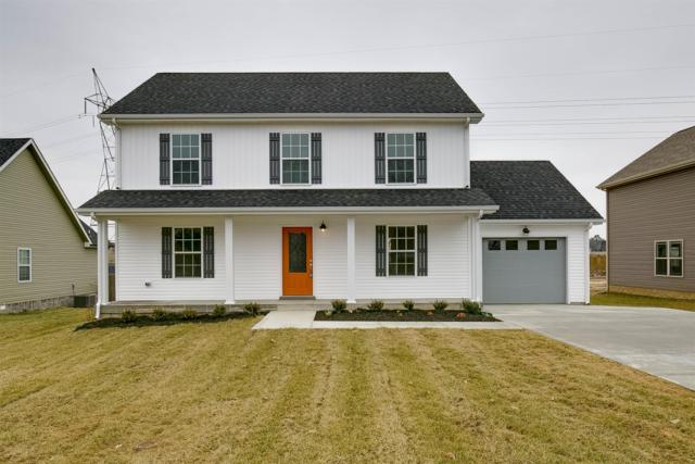 2312 Pea Ridge Rd, Clarksville, TN 37040 (MLS #1910695) :: The Milam Group at Fridrich & Clark Realty