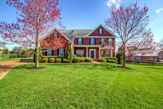 5007 Blarney Ct, Spring Hill, TN 37174 (MLS #1910978) :: Ashley Claire Real Estate - Benchmark Realty
