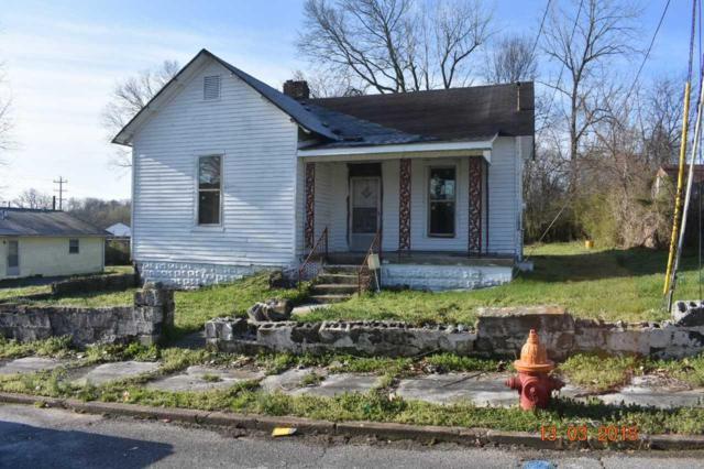 204 Columbian Ave, Mount Pleasant, TN 38474 (MLS #1910994) :: NashvilleOnTheMove | Benchmark Realty