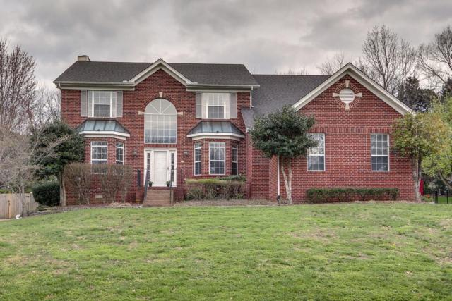 5925 Cross Pointe Ln, Brentwood, TN 37027 (MLS #1911002) :: Berkshire Hathaway HomeServices Woodmont Realty