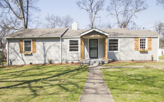 207 Queen Ave, Nashville, TN 37207 (MLS #1911008) :: NashvilleOnTheMove | Benchmark Realty
