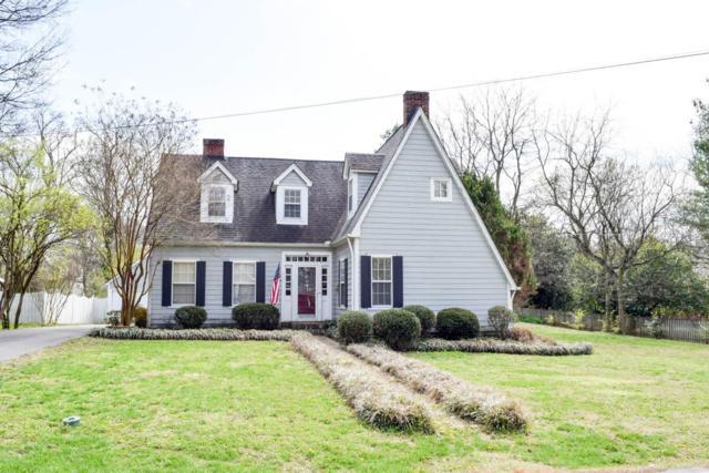 421 E Eastland St, Gallatin, TN 37066 (MLS #1911350) :: Berkshire Hathaway HomeServices Woodmont Realty