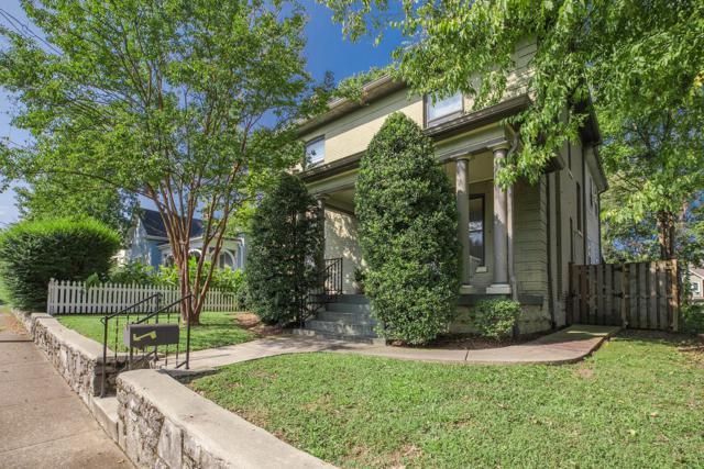 1023 15Th Ave S, Nashville, TN 37212 (MLS #1911352) :: DeSelms Real Estate