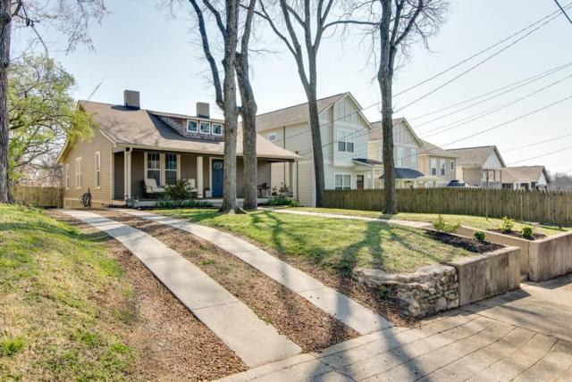 1319 Stainback Ave, Nashville, TN 37207 (MLS #1911369) :: Berkshire Hathaway HomeServices Woodmont Realty