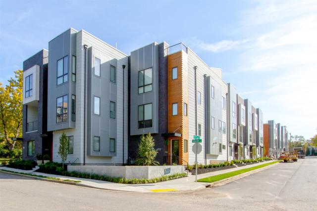 816 13th Avenue South, Nashville, TN 37203 (MLS #1911373) :: DeSelms Real Estate
