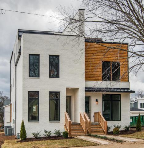 753 A Lynwood Ave, Nashville, TN 37203 (MLS #1911385) :: Ashley Claire Real Estate - Benchmark Realty