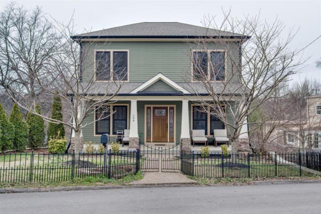 104 Lindsley Park Dr, Nashville, TN 37206 (MLS #1911408) :: Berkshire Hathaway HomeServices Woodmont Realty