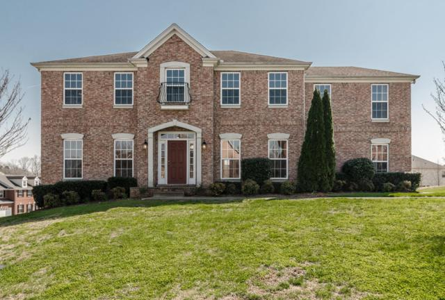 101 Thicket Ln, Hendersonville, TN 37075 (MLS #1911422) :: Berkshire Hathaway HomeServices Woodmont Realty