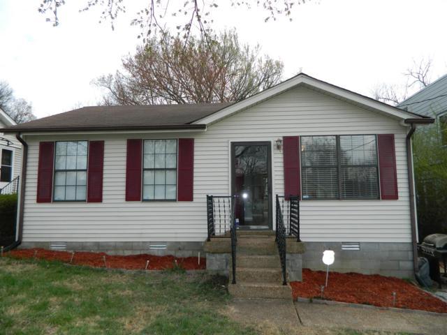 326 Queen Ave, Nashville, TN 37207 (MLS #1911438) :: Berkshire Hathaway HomeServices Woodmont Realty